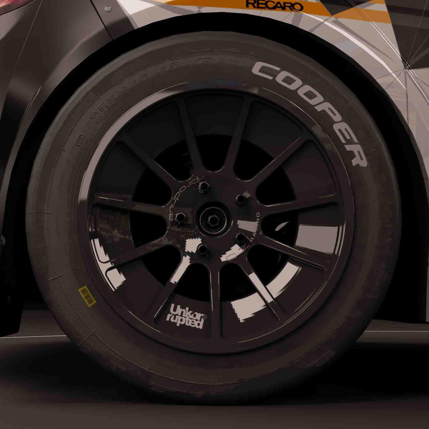 Renault Megane FIA World Rallycross AMD 01 a
