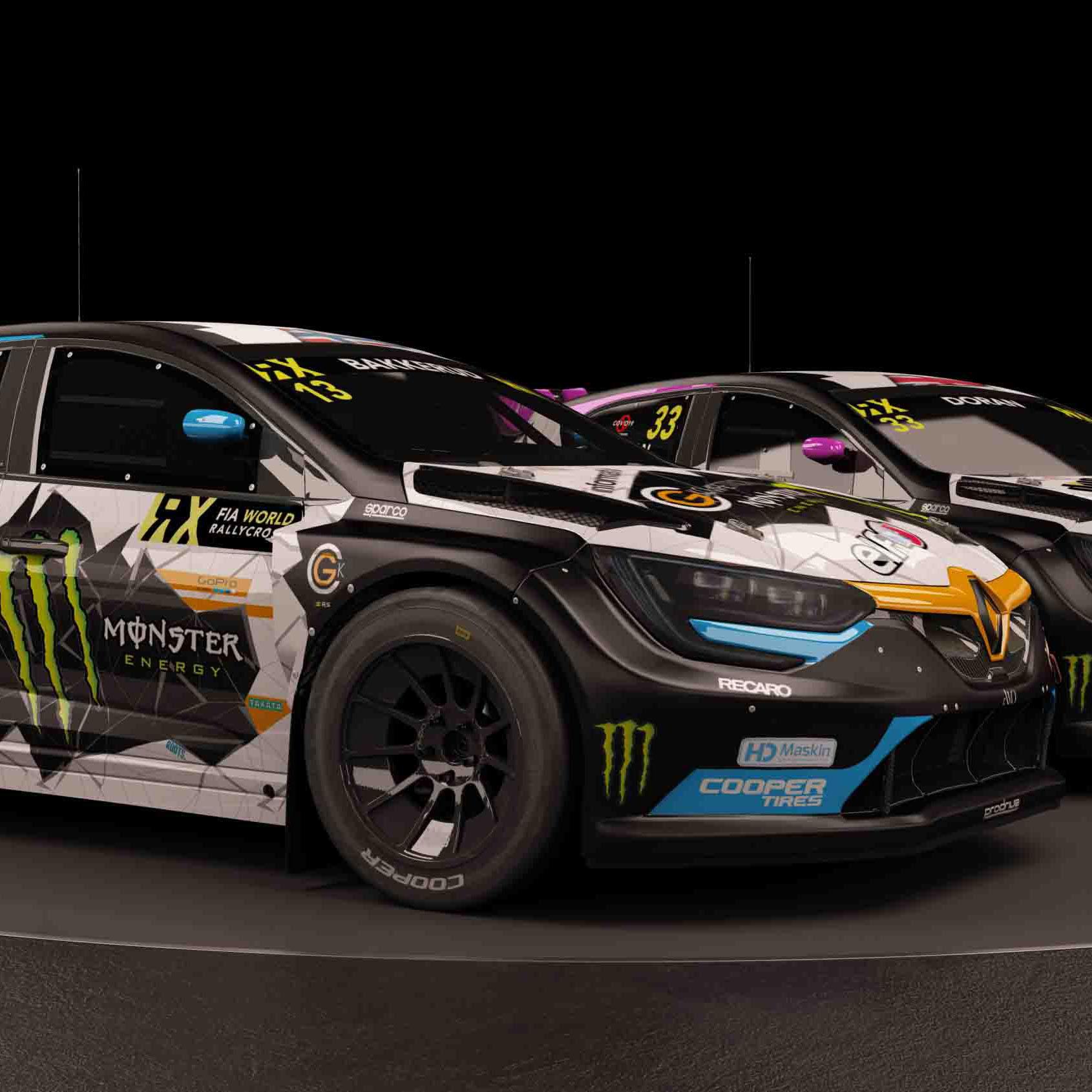Renault Megane FIA World Rallycross AMD 05 a